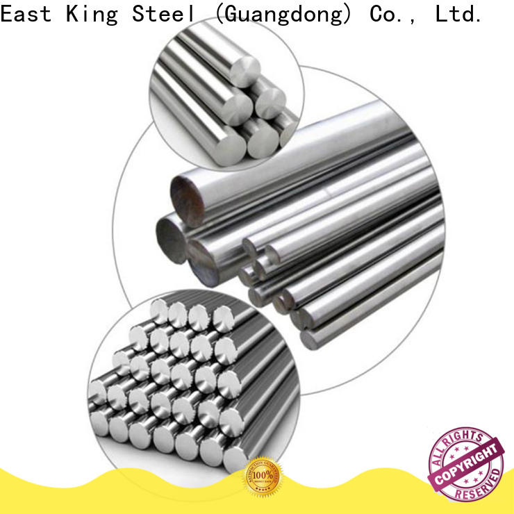custom stainless steel rod manufacturer for construction