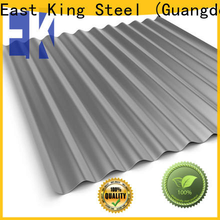 East King best stainless steel plate factory for aerospace