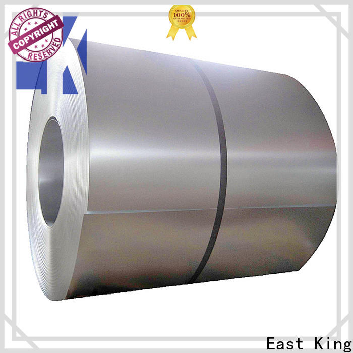 East King custom stainless steel coil with good price for decoration