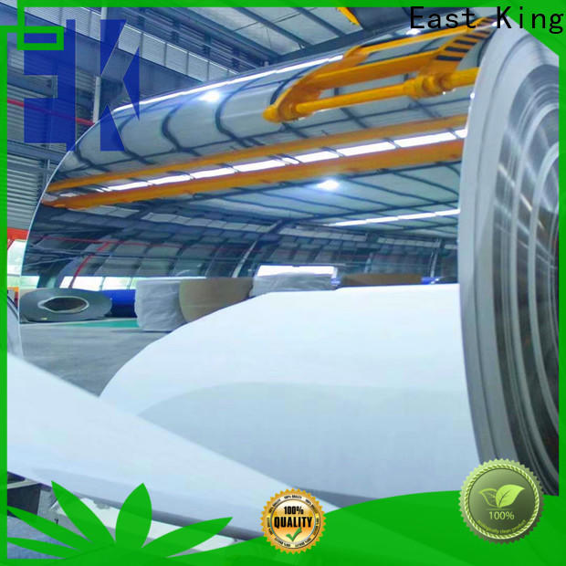 East King wholesale stainless steel roll directly sale for automobile manufacturing