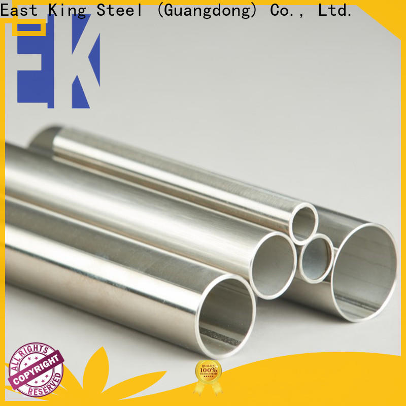 East King stainless steel tubing with good price for tableware