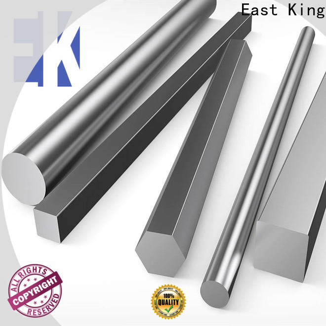 East King stainless steel bar factory for decoration