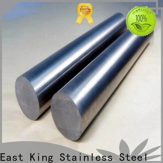 East King stainless steel rod directly sale for decoration