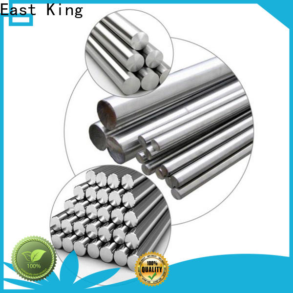 East King high-quality stainless steel bar manufacturer for automobile manufacturing