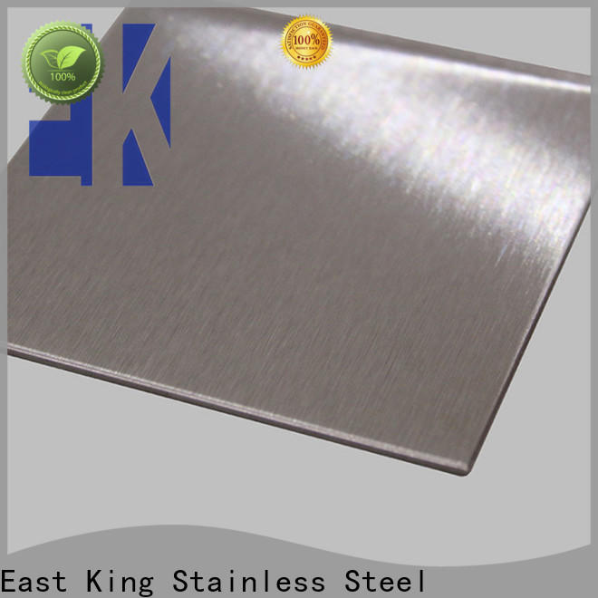 East King new stainless steel plate supplier for mechanical hardware