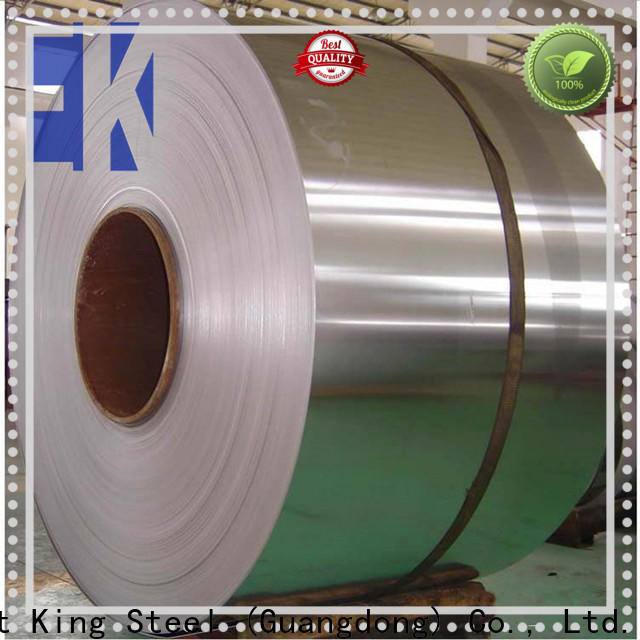 East King top stainless steel coil factory for chemical industry