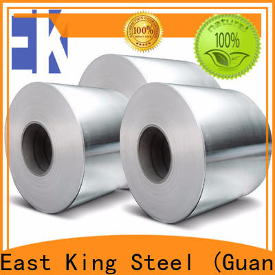 East King top stainless steel roll factory price for construction