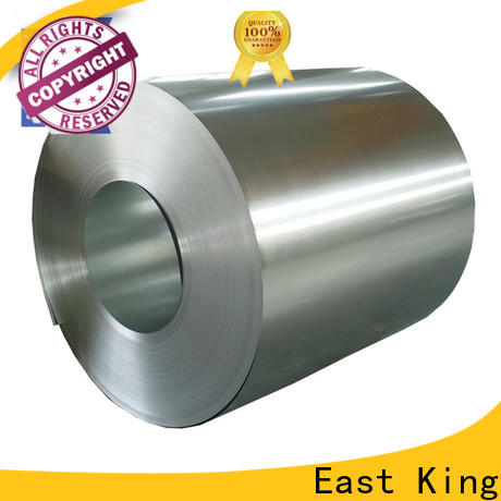 East King stainless steel coil factory for construction