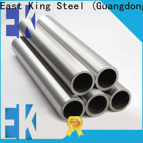 East King wholesale stainless steel pipe directly sale for tableware