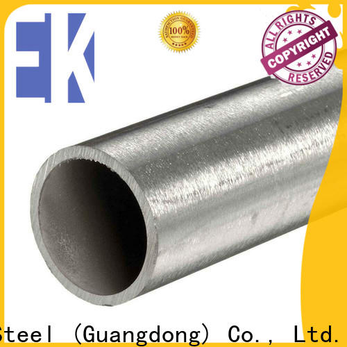 latest stainless steel tubing with good price for bridge