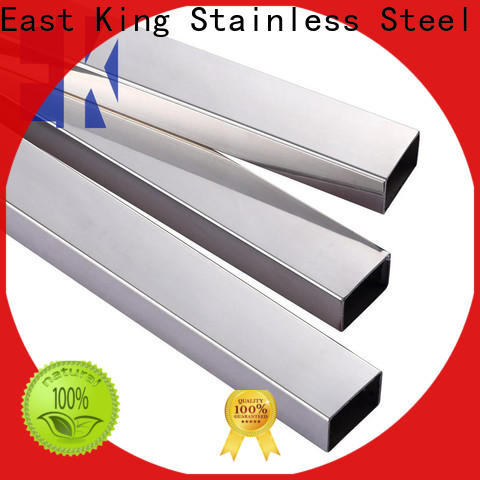 East King stainless steel tube factory price for construction
