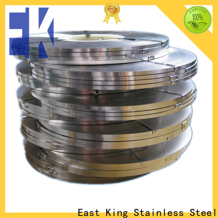 East King custom stainless steel coil factory price for automobile manufacturing