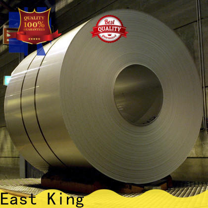 East King stainless steel coil factory price for construction