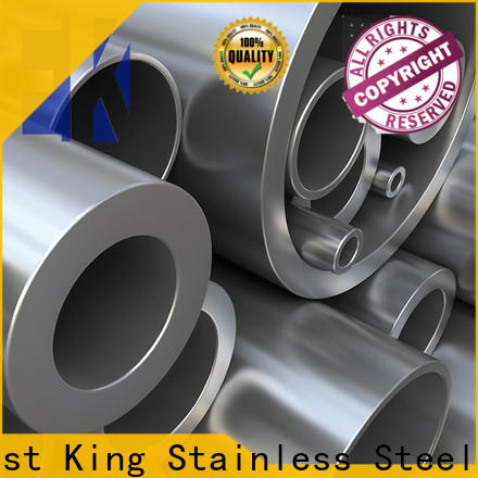 East King stainless steel tubing series for mechanical hardware