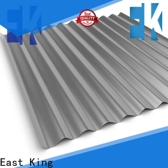 East King high-quality stainless steel sheet manufacturer for mechanical hardware
