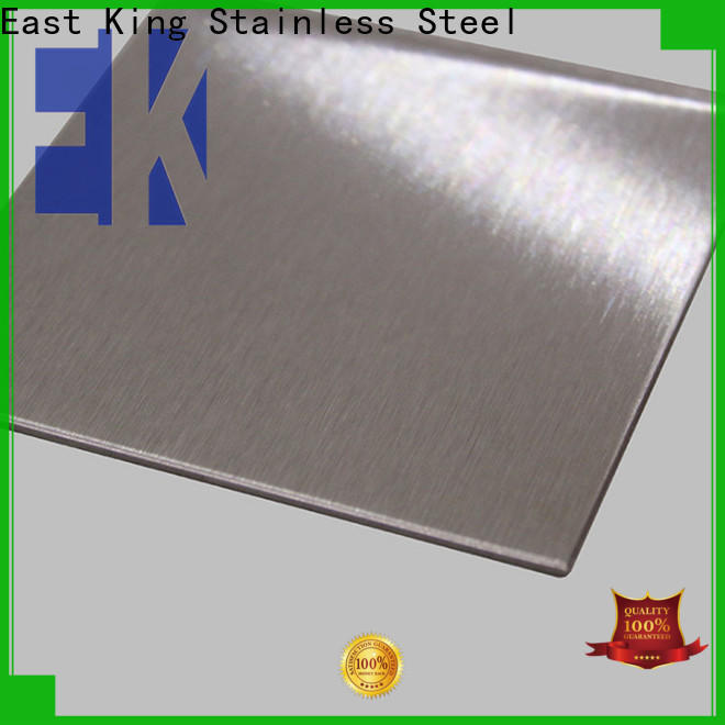 East King wholesale stainless steel sheet factory for aerospace