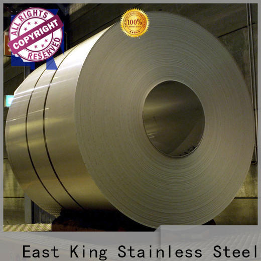 East King stainless steel roll series for decoration