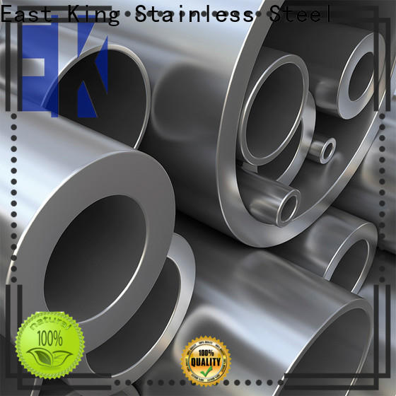 East King latest stainless steel tubing series for aerospace