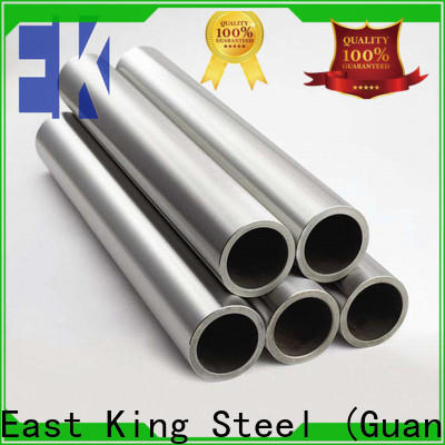 top stainless steel tube factory price for tableware