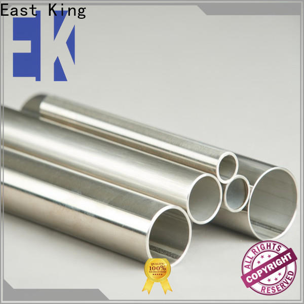 East King stainless steel tubing with good price for bridge