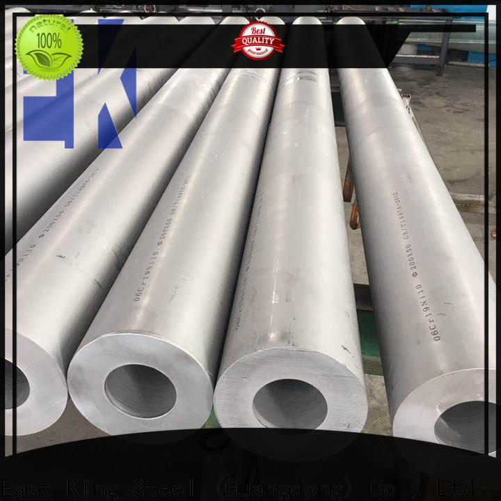 East King latest stainless steel tubing factory for construction
