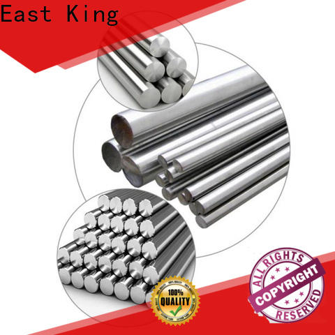 East King high-quality stainless steel rod factory for chemical industry