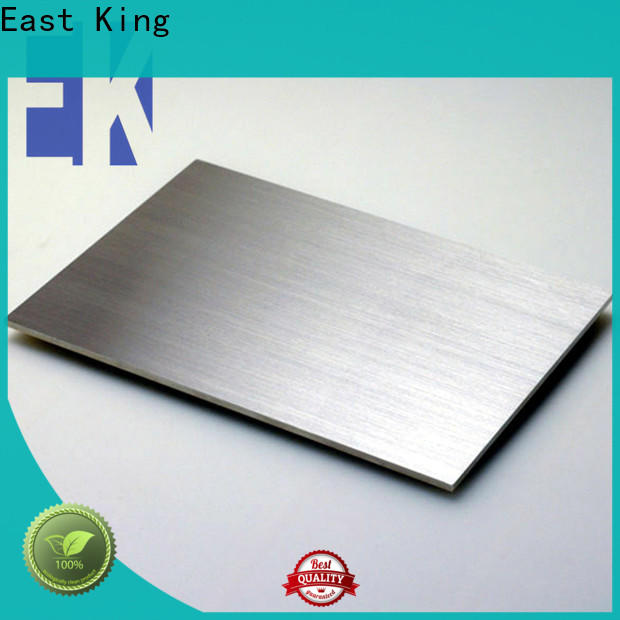 latest stainless steel sheet directly sale for bridge