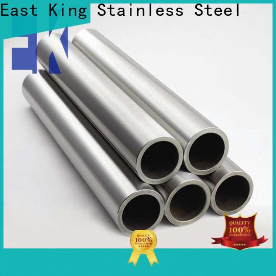 East King custom stainless steel tubing factory for tableware