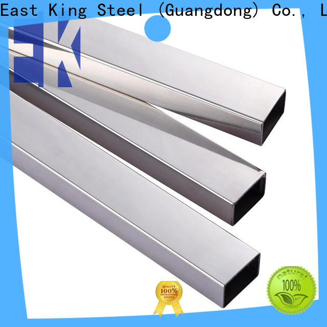 East King stainless steel tubing factory price for tableware