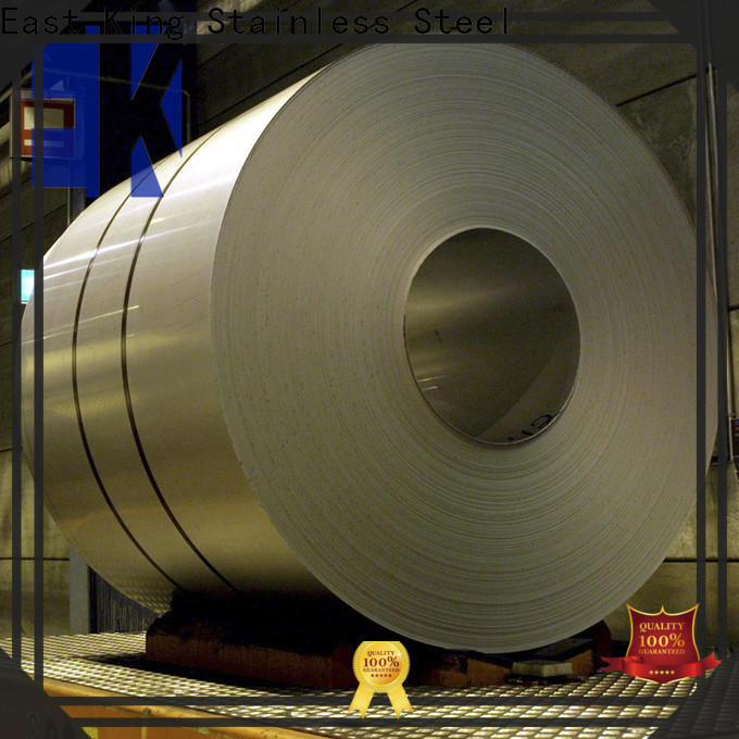 East King stainless steel coil with good price for windows