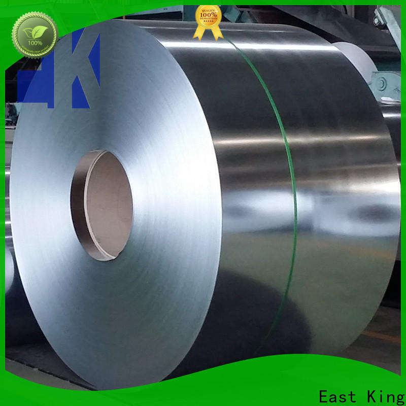 East King stainless steel roll factory for decoration