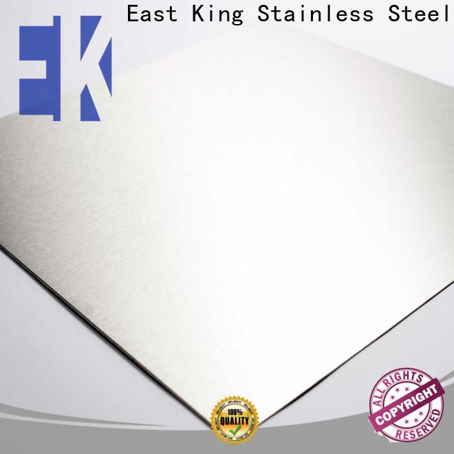 wholesale stainless steel plate directly sale for bridge