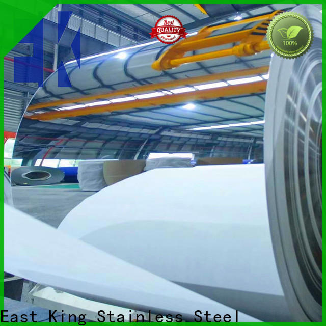 East King latest stainless steel coil directly sale for automobile manufacturing