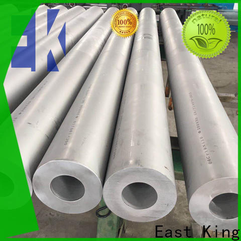 top stainless steel pipe with good price for tableware