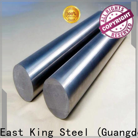 East King best stainless steel rod manufacturer for chemical industry