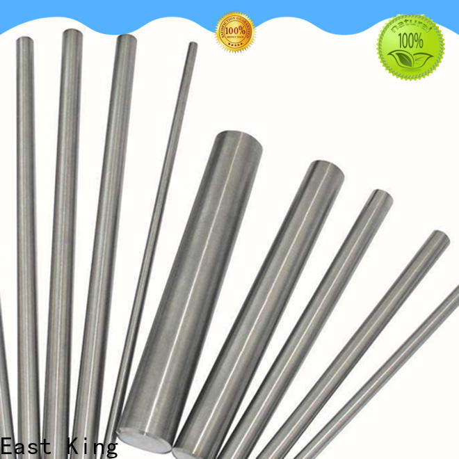 East King stainless steel bar factory for chemical industry