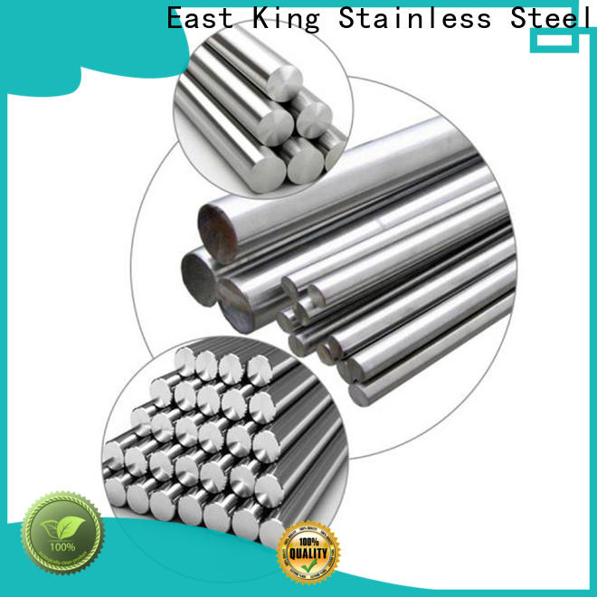 East King top stainless steel bar manufacturer for windows