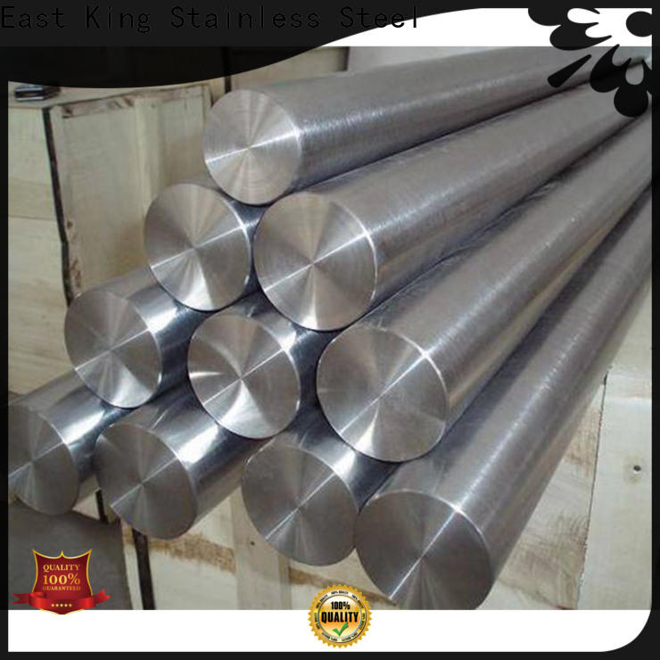 East King top stainless steel rod directly sale for automobile manufacturing