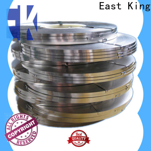 East King custom stainless steel roll directly sale for construction