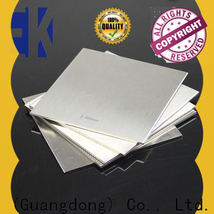 East King high-quality stainless steel sheet with good price for bridge