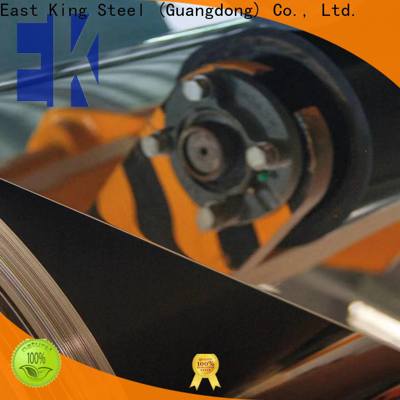 East King latest stainless steel plate manufacturer for construction