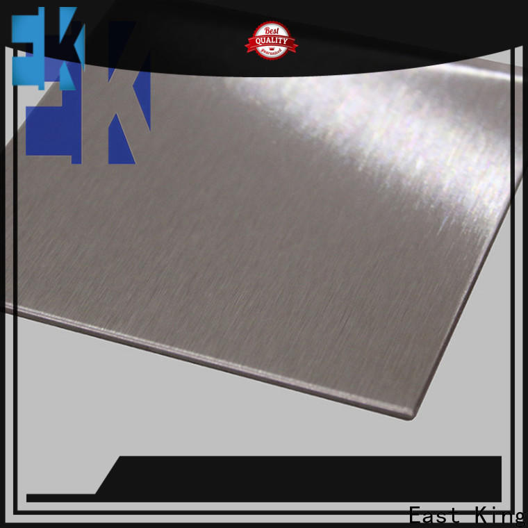 latest stainless steel plate supplier for construction