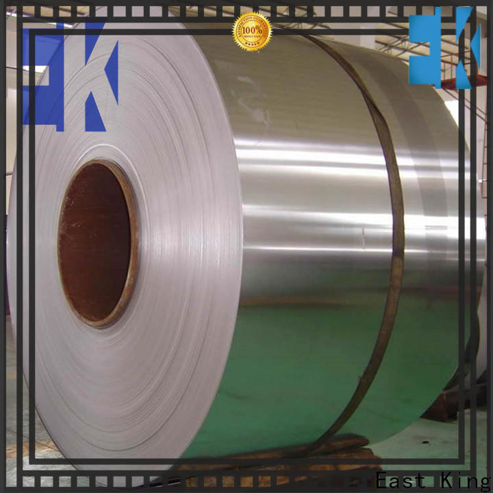 East King best stainless steel roll factory for decoration