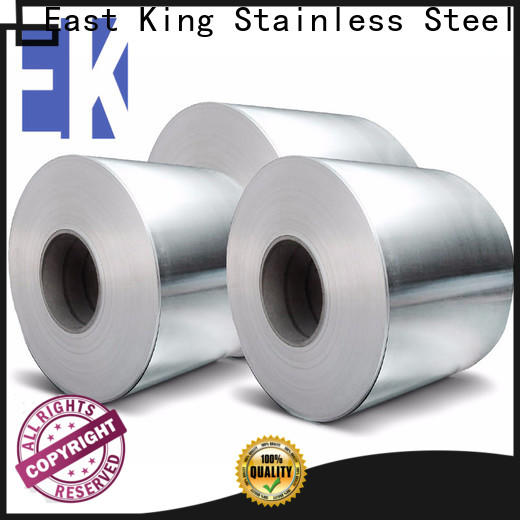 East King wholesale stainless steel coil factory for construction