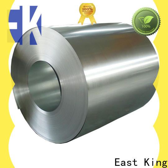 East King custom stainless steel roll factory for automobile manufacturing