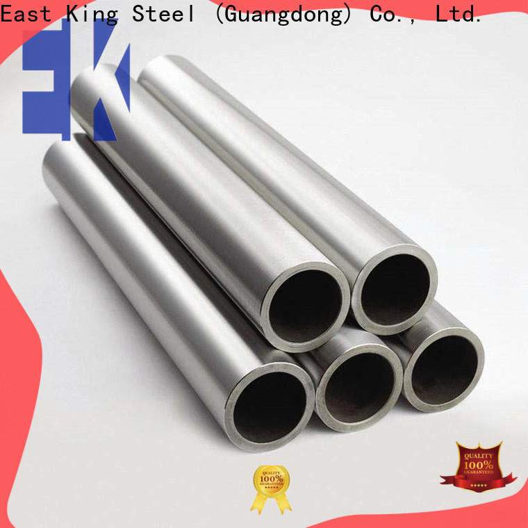 custom stainless steel pipe factory for bridge