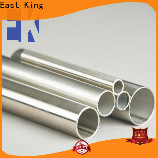 East King new stainless steel tube series for aerospace