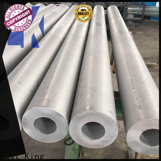 East King high-quality stainless steel pipe factory price for tableware