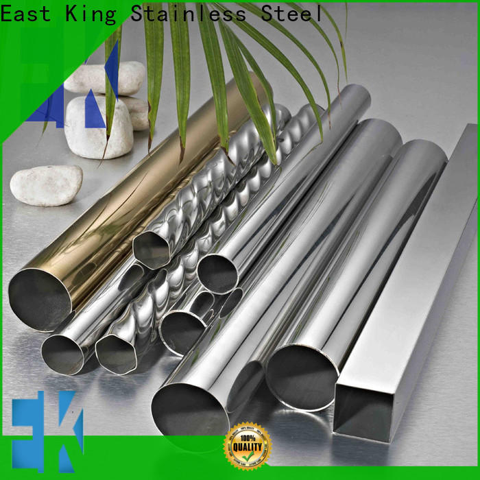 East King best stainless steel pipe factory for bridge