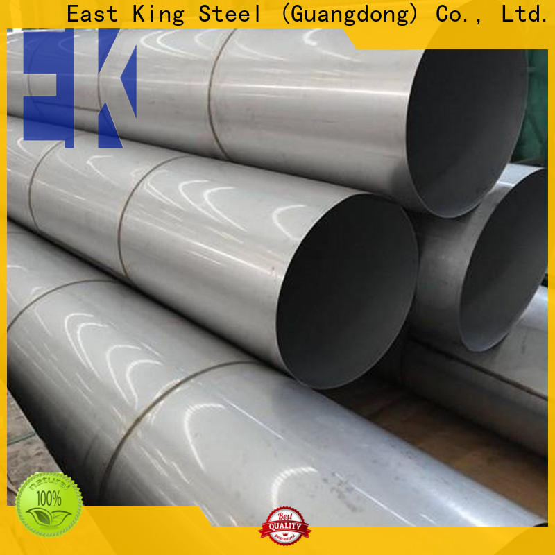 East King new stainless steel tube directly sale for bridge